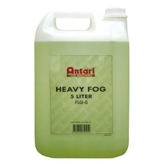Antari Fog Fluid Heavy High Density 5 Litres | Lighting | DJ & Club Smoke Machines & Effect Machines | Showtec | Smoke & Fog | Lighthouse Audiovisual UK
